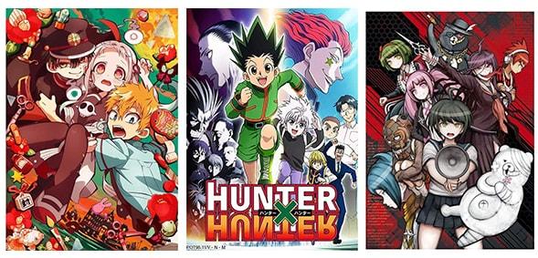 ᐈ Posters De Anime Económicos 2021 Deanime Xyz